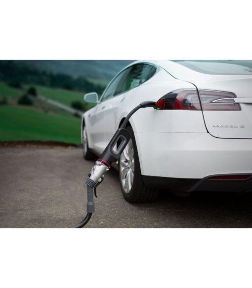 Tesla chademo adapter